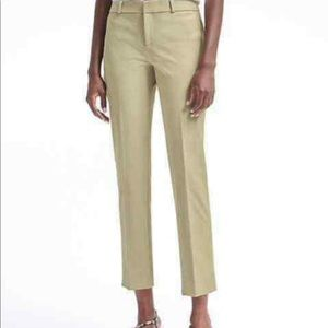 Banana Republic Avery Fit Pants